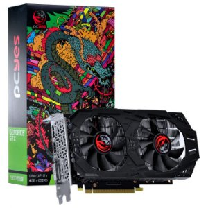 Placa de Vídeo Geforce GTX 1650 SUPER 4GB GDDR6 - 128 Bits PCYES - PA16504DR6128FS