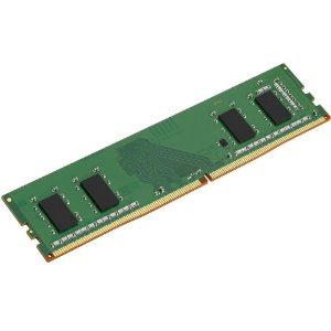 Memória Ram P/ Desktop 4GB DDR4 CL19 2666 Mhz KINGSTON KVR26N19S6/4 (1X4GB)