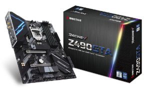 Placa Mãe BIOSTAR CHIPSET INTEL Z490GTA RACING SOCKET LGA 1200