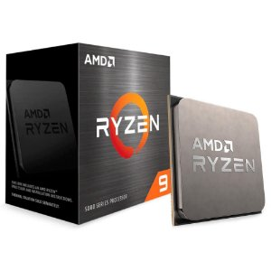 Processador AMD Ryzen 9 5900X 3.7 GHZ (4.8 GHz Max Turbo) C/ 70MB SOCKET AM4 - 100-100000061WOF