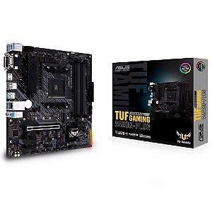 Placa Mãe ASUS TUF CHIPSET AMD A520M-PLUS GAMING SOCKET AM4