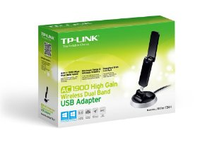 Adaptador USB TP-Link Archer T9UH AC1900 Wireless Dual Band