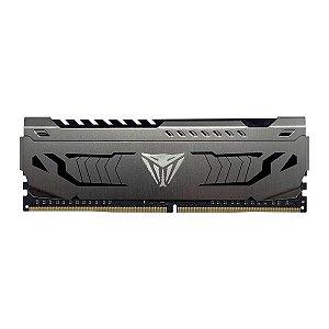 Memória P/ Desktop 32GB DDR4 CL18 3600 Mhz PATRIOT VIPER GAMING - PE000727-PVS432G360G8 (1X32GB)
