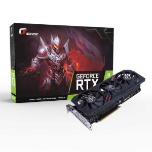Placa de Vídeo GPU GEFORCE RTX 2060 SUPER ULTRA 8GB GDDR6 - 256 BITS IGAME G-I2060S UL-V