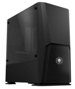 Gabinete ATX Gamer C/ Tampa Lateral em Acrílico, USB 3.0 Frontal - EVOLUT BLAST EG813