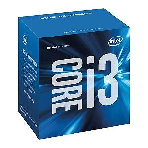 Processador Intel Core I3 Skylake 6100 - 3.7 Ghz C/ 3Mb Cache LGA 1151 BX80662I36100
