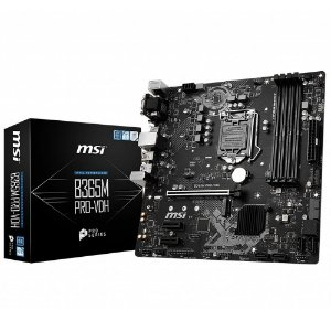 Placa Mãe MSI CHIPSET INTEL B365M PRO-VDH SOCKET LGA 1151