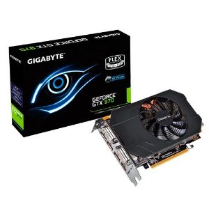 Placa de Vídeo Geforce GTX 970 Mini ITX 4gb DDR5 - 256 Bits Gigabyte N970IXOC-4GD