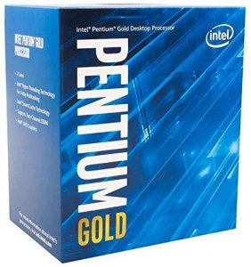 Processador Intel Pentium Gold G6400 - 4.0 Ghz C/ 4MB Cache Socket LGA 1200 - BX80701G6400