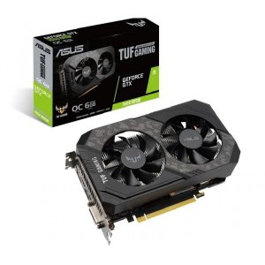 Placa de Vídeo GPU GEFORCE GTX 1660 SUPER OC 6GB GDDR6 - 192 BITS ASUS TUF-GTX1660S-O6G-GAMING