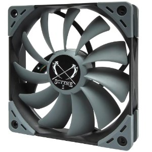 Cooler FAN Scythe Kaze Flex 120, 120mm - SU1225FD12H-RP