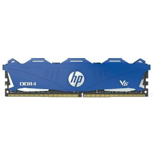Memória Ram P/ Desktop 8GB DDR4 CL16 3000 Mhz HP V6 SERIES 7EH64AA#ABM (1X8GB)