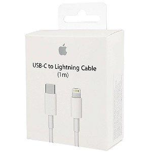 Cabo USB-C para Lightning 1 metro