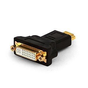 Adaptador DVI para HDMI Macho - Dvi-D