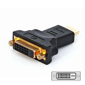 Adaptador DVI para HDMI - DVI-D