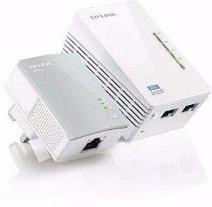 TP-LINK TL-WPA4220 kit Powerline Extensor Ethernet 500mbps