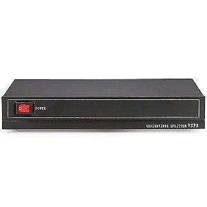 Distribuidor Vídeo Splitter RCA 1 para 8
