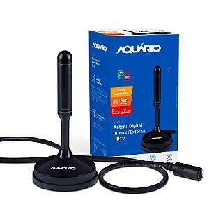 Antena Digital Aquário HDTV