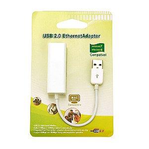 Adaptador USB para RJ45