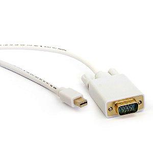 Cabo Adaptador Mini Displayport para VGA 1,8 metros