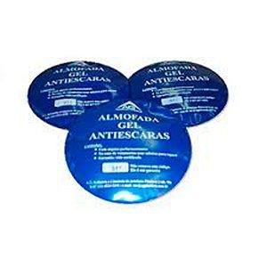 FORRACAO ORTOPEDICA GEL ANTI-ESCARAS (KIT COM 3 UNIDADES )
