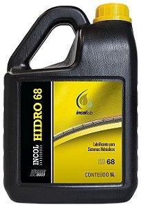 Incol Hidro, ISO 68, 100, 150, 220 e 320