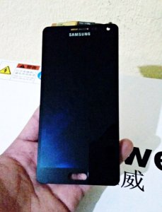 Troca de Vidro Samsung Galaxy A5 A500 A500M 2015