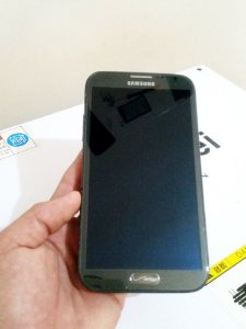 Troca de Vidro Samsung Galaxy Note 1 N7000 N7005