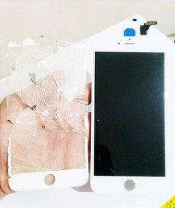 """Troca de Vidro iPhone 6S Plus 5.5"""" A1634 A1687 A1699"""