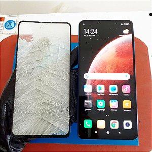 Troca de Vidro Xiaomi Mi 9 M1902F1A M1902F1G M1902F1T
