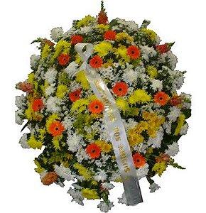 Coroa de Flores Turmalina