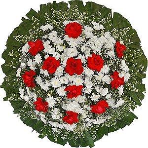 Coroa de Flores Jade
