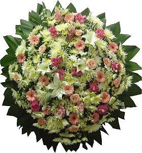 Coroa de Flores Alexandrita