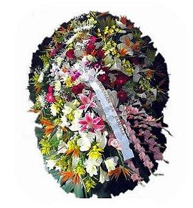 Coroa de Flores Pirita