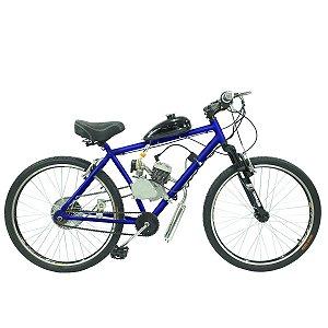 Bicicleta Motorizada Modelo Exclusivo Cabeças Bikes Tipo 80cc 2T Aro 26