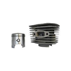 Cilindro Completo 80cc Rocatti 47mm Diâmetro Biela Alta