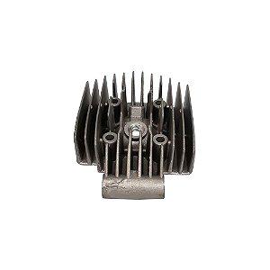 Cabeçote Completo em Alumínio Smx para Motores 50cc da Caloi Monark e Bikelete