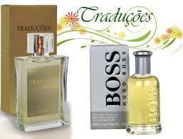 Traduções Gold no 61 Masculino concorrente Hugo Boss Bottled 100 ml