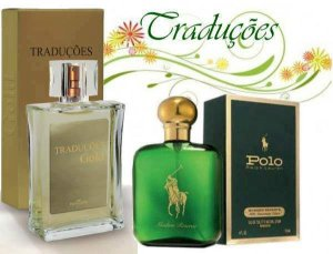 Traduções Gold n° 3 Masculina concorrente Polo 100 ml