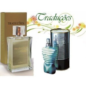 Traduções Gold n° 6 Masculino concorrente Le Male 100 ml