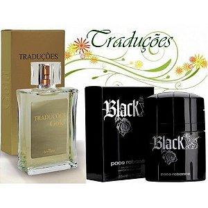 Traduções Gold nº 53 Masculino concorrente Black XS 100 ml