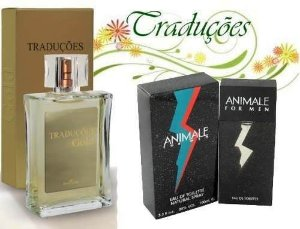Traduções Gold Nº 32 Masculino concorrente Animale 100 ml