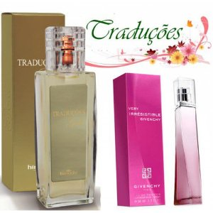 Traduções Gold Nº 22 concorrente Very Irresistible 100 ml