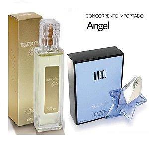 Traduções Gold Nº 10 Feminino Concorrente Angel 100 ml