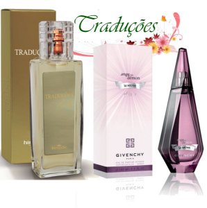 Traduções Gold Nº 26 Feminino Concorrente Angel or Demon 100 ml