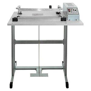 Seladora de Pedal 60 cm para Bobinas - FRP600T