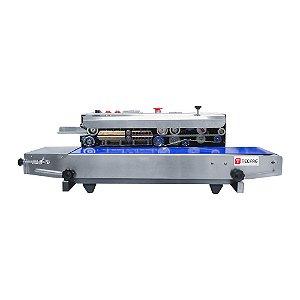 Seladora Automática Contínua Invertida Horizontal com Datador - FRD1000W
