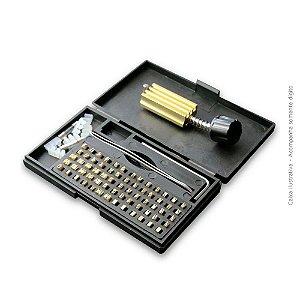 Dígito/Tipo para Datador HP351 - 10 unidades