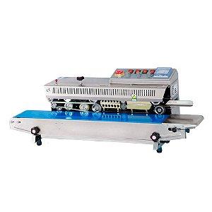 Seladora Automática Contínua Horizontal com Datador - FRBM-810I