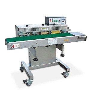 Seladora Contínua Industrial com Datador - FRW200B/S